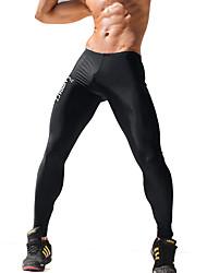 cheap -Men's Sporty Sport Sports Weekend Skinny Skinny / Active / Slim wfh Sweatpants - Print / Letter Black Royal Blue M L XL