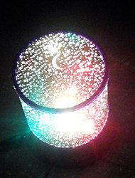 cheap -LED Night Light Projector Starry Sky Star moon Master Children Kids Baby Sleep Romantic colorful Led USB Projection lamp