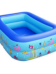 cheap -Pools & Water Fun Kiddie Pool Inflatable Pool Intex Pool Inflatable Swimming Pool Kids Pool Water Pool for Kids Plastic PVC(PolyVinyl Chloride) Summer Swimming Kid's Adults Kids Adults'
