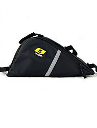 cheap -B-SOUL <20L Bike Frame Bag Top Tube Triangle Bag Touch Screen Multifunctional Wearable Bike Bag PVC(PolyVinyl Chloride) Bicycle Bag Cycle Bag Cycling / Bike