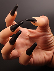 cheap -Halloween Witch Nails Ghost Costume Novelty Polycarbonate 1 pcs Boys' Girls' Toy Gift
