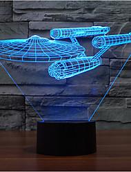 cheap -3D Nightlight Decorative LED 1 pc
