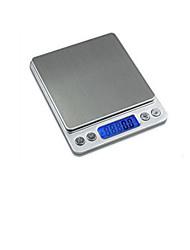 Недорогие -портативные электронные измерительные шкалы (диапазон измерения 2000g-0.1g)