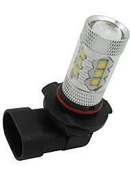 cheap -Clearance SO.K 2pcs 9006 Car Light Bulbs 10 W 1800 lm LED Fog Light