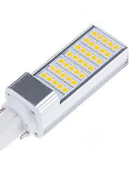 Недорогие -6.5 W Двухштырьковые LED лампы 750-800 lm E14 G23 G24 T 35 Светодиодные бусины SMD 5050 Декоративная Тёплый белый Холодный белый 100-240 V 220-240 V 110-130 V / 1 шт. / RoHs