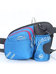 cheap -Running Belt Fanny Pack Waist Bag / Waist pack for Running Cycling / Bike Sports Bag Multifunctional Nylon Running Bag / iPhone X / iPhone XS Max / iPhone XS / iPhone XR / iPhone 8/7/6S/6