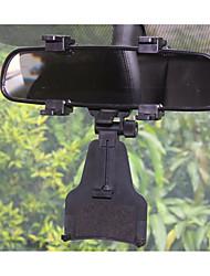 cheap -Mobile phone universal car rearview mirror bracket navigator