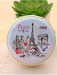 cheap -The Eiffel Tower Tin Change Purse