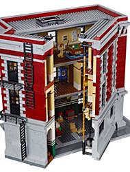 Недорогие -Конструкторы Военные блоки Конструкторы Игрушки 1 pcs Soldier совместимый Legoing Мальчики Девочки Игрушки Подарок / Металл / Обучающая игрушка