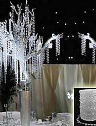 cheap -Diamond Pieces Acrylic / Eco-friendly Material Wedding Decorations Christmas / Wedding / Anniversary Beach Theme / Garden Theme / Asian Theme Spring / Summer / Fall