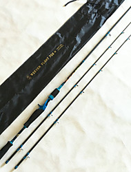 cheap -Casting Rod 2.1 cm Carbon Medium Light (ML) Bait Casting Freshwater Fishing General Fishing