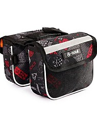 cheap -B-SOUL 2.5L Bike Frame Bag Top Tube Multifunctional Wearable Shockproof Bike Bag Nylon Bicycle Bag Cycle Bag Cycling / Bike
