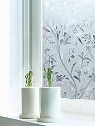 cheap -Contemporary 45 cm 100 cm Window Film Dining Room / Bedroom / Office PVC / Vinyl