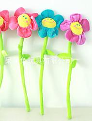 Недорогие -прекрасный цветок хлопка мягкая игрушка