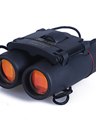 cheap -30 X 60 mm Binoculars High Definition Portable Wide Angle BAK4 Camping / Hiking Hunting Climbing Night Vision Plastic