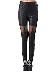 cheap -Punk Lolita Dress Pants Japanese Cosplay Costumes Black Print