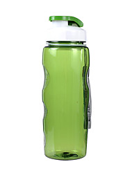 cheap -Water Bottle Single Portable PP for Outdoor Camping / Hiking Blue Orange Green