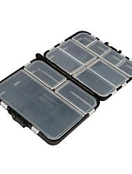 Недорогие -Коробка для рыболовной снасти Водонепроницаемый 1 Поднос пластик 3 cm 12 cm