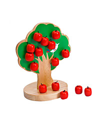 cheap -Wooden Tree Magnetic Toys, Baby Blended, Children's Educational Toys