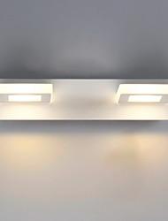 Недорогие -Модерн Освещение ванной комнаты Металл настенный светильник IP44 110-120Вольт / 220-240Вольт 3W