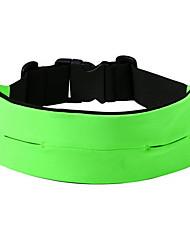 cheap -Running Belt Waist Bag / Waist pack Cell Phone Bag for Running Jogging Sports Bag Waterproof Quick Dry Phone / Iphone Nylon Running Bag / iPhone X / iPhone XS Max / iPhone XS / iPhone XR