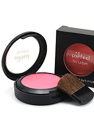 cheap -popfeel-bronzer-pressed-natural-face-cheek-color-long-lasting-powder-blush-blusher-powder-makeup-palette-brush-mirror
