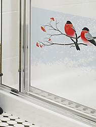 cheap -Contemporary Window Film Dining Room / Bedroom / Office PVC / Vinyl