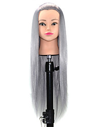 cheap -Wig Accessories Plastic Wig Mannequin Heads Black Light Blonde Chestnut Brown