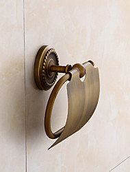 cheap -Toilet Paper Holder Country Brass 1pc