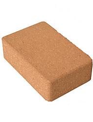 Недорогие -Блок для йоги 1 pcs 7.2*14.5*22.3 cm Высокая плотность Водонепроницаемый Легкость Защита от запаха Дерево Для поддержки и усложнения упражнений Для развития баланса и гибкости Для