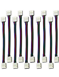 cheap -10pcs Surge Protector Decoration Electrical Cable / Electrical Connector