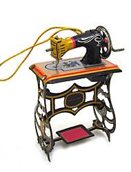 Недорогие -Игрушка с заводом Оригинальные Швейная машина Железо Металл Винтаж Взрослые Игрушки Подарок