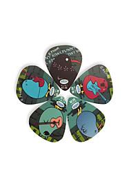 Недорогие -профессиональный Выбирать Высший класс Гитара Электрическая гитара Гавайская гитара Новый инструмент Пластик Аксессуары для музыкальных