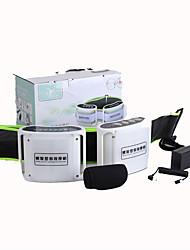 cheap -Waist Massager Electric Vibration Relieve general fatigue Adjustable Dynamics Metal
