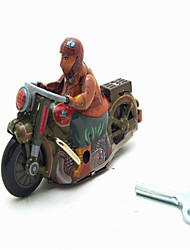 cheap -Wind-up Toy Toy Motorcycle Novelty Metalic Vintage Toy Gift