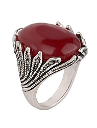 cheap -Women's Alloy Opal Rhinestone Retro Daily/Casual/Party Statement Rings