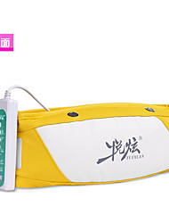 cheap -7 Key Power Plate Far Infrared Heating Vibration Massage Slimming Shaping Belt Factory Foreign Trade Gifts