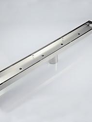 Недорогие -Слив Современный Нержавеющая сталь 1шт - Ванная комната Установка на полу