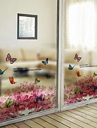 Недорогие -Современный Пленка на окна Столовая / Спальня / Офис ПВХ / винил