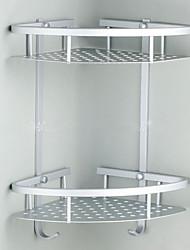 cheap -Bathroom Shelf Modern Aluminum 1 pc - Hotel bath
