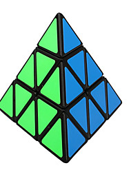 cheap -Magic Cube IQ Cube shenshou Pyramid 3*3*3 Smooth Speed Cube Magic Cube Stress Reliever Puzzle Cube Professional Level Speed Professional Classic & Timeless Kid's Adults' Children's Toy Boys' Girls'
