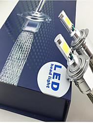 Недорогие -светодиодные лампочки быстро Rev h1 H7 9005 9006