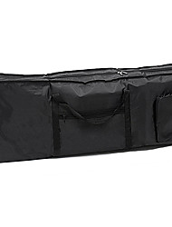 cheap -Electric 61 Key Keyboard Piano Organ Carry Bag Case Portable Black