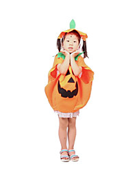 cheap -Fairytale Cosplay Costume Party Costume Kid's Halloween Children's Day Festival / Holiday Nonwoven Fabric Carnival Costumes Print