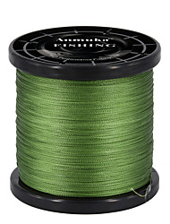 cheap -PE Braided Line / Dyneema / Superline 4 Strands Fishing Line 1000M / 1100 Yards PE 100LB 80LB 70LB 0.1 ~ 0.5 mm Bait Casting Spinning Freshwater Fishing / 65LB / 60LB / 50LB / 45LB / 40LB