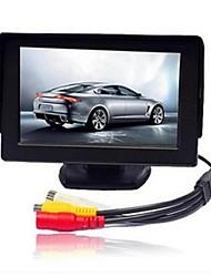 Недорогие -4,3 дюйм TFT-LCD Автомобильный реверсивный монитор для Автомобиль