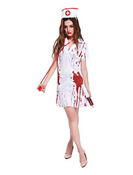 cheap -Women's  Terror Nurse Party Fancy Dress Halloween Cosplay Costume