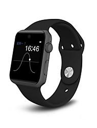 Недорогие -Dm09 Smart Watch Bluetooth Поддержка фитнес-трекер уведомить / пульсометр спортивные SmartWatch совместимые телефоны Apple / Samsung / Android