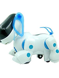 Недорогие -http://www.lightinthebox.com/ru/plastic-white-blue-machine-dog-light-up-random-music-toy-for-kids_p4906715.html