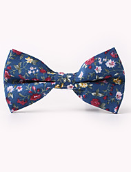 cheap -Men's Party / Work / Basic Bow Tie - Floral Print